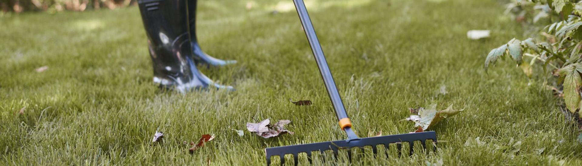 rateau jardinage
