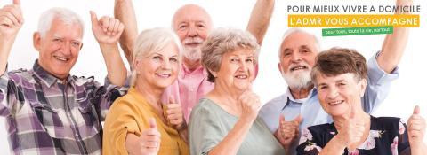 Aide et accompagnement pour seniors